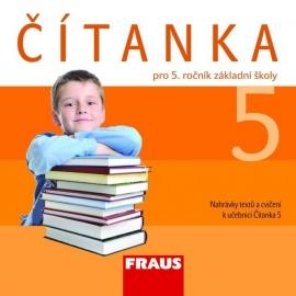 Čítanka 5 pro ZŠ CD /1 ks/