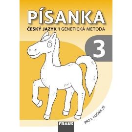 Český jazyk 1 GM pro ZŠ - Písanka 3