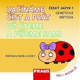 Český jazyk 1 GM pro ZŠ CD /1ks/