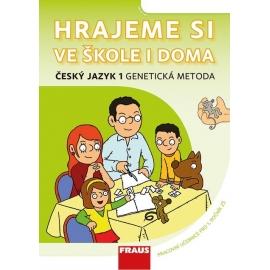 Český jazyk 1 GM pro ZŠ - Hrajeme si ve škole i doma