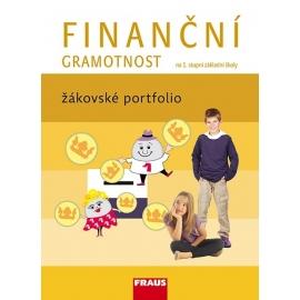 Finanční gramotnost pro 1. stupeň ZŠ - portfolio - desky