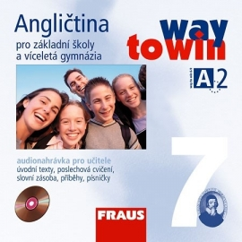 Angličtina 7 pro ZŠ a VG Way to Win CD /2 ks/ - pro učitele