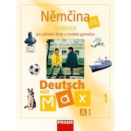 Deutsch mit Max A1/ díl 1 UČ