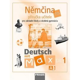 Deutsch mit Max A1/ díl 1 PU
