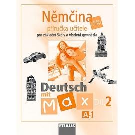 Deutsch mit Max A1/ díl 2 PU