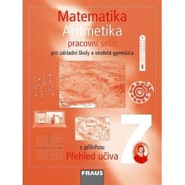 Matematika 7 pro ZŠ a VG Aritmetika PS