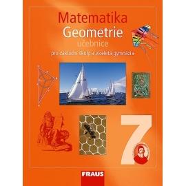 Matematika 7 pro ZŠ a VG Geometrie UČ