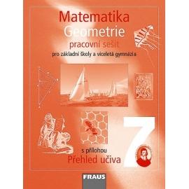 Matematika 7 pro ZŠ a VG Geometrie PS