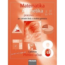 Matematika 8 pro ZŠ a VG Aritmetika PS