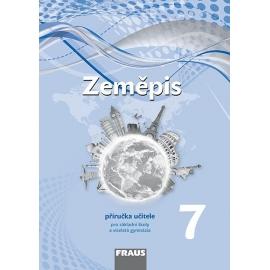 Zeměpis 7 pro ZŠ a VG /nová generace/ PU