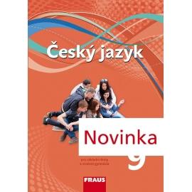 Český jazyk 9 pro ZŠ a VG /nová generace/ UČ