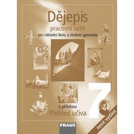 Dějepis 7 pro ZŠ a VG PS /nové vydání/