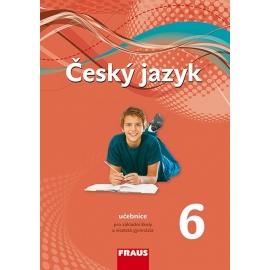 Český jazyk 6 pro ZŠ a VG /nová generace/ UČ