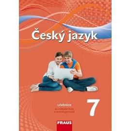 Český jazyk 7 pro ZŠ a VG /nová generace/ UČ