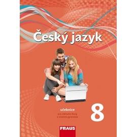 Český jazyk 8 pro ZŠ a VG /nová generace/ UČ