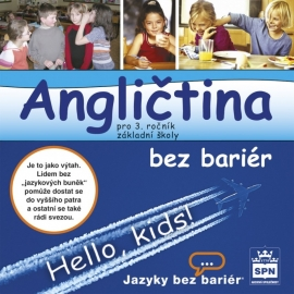 ANGLIČTINA BEZ BARIÉR pro 3. r. ZŠ - CD-ROM pro dyslektiky