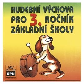CD KUČEBNICI HUDEBNÍ VÝCHOVA pro 3. r. ZŠ