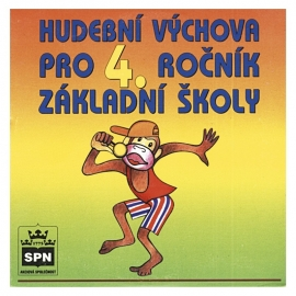 CD KUČEBNICI HUDEBNÍ VÝCHOVA pro 4. r. ZŠ