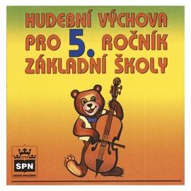 CD KUČEBNICI HUDEBNÍ VÝCHOVA pro 5. r. ZŠ