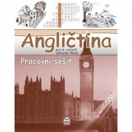 Angličtina pro 6. r. ZŠ – pracovní sešit
