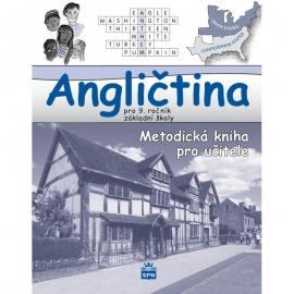 Angličtina pro 9. r. ZŠ – metodická kniha proučitele