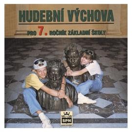 CD KUČEBNICI HUDEBNÍ VÝCHOVA pro7. r. ZŠ